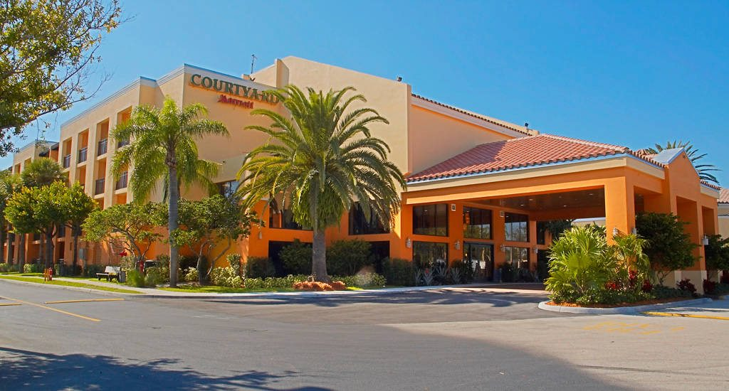 boyton courtyard marriott